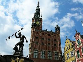 Gdansk old city